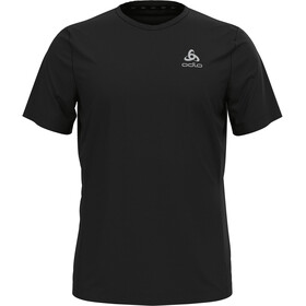 Odlo Element Light Print Crew Neck SS T-Shirt Men black